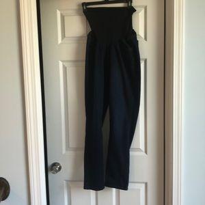 Jessica Simpson Maternity dark Jeans